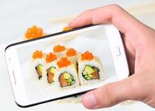 Photo sushi Royalty Free Stock Image