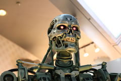Photo of the T-800 Stock Photography