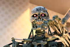 Photo of the T-800 Stock Photo