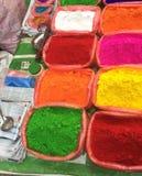 Exploring local markets Kathmandu, Nepal Stock Photo