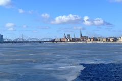 Riga number 1 royalty free stock photography