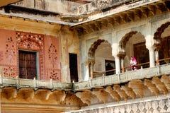 At jaipur city palace rajasthan india