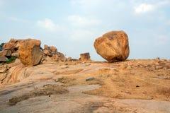 Natural landscape at hampi karnataka india