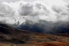landscape and nature at tosomoriri ladakh j&k india