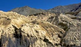 Breathtaking landscape near tosomoriri ladakh j&k india