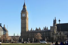 The Big Ben Stock Photography