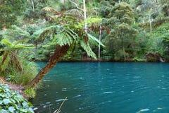 Jenolan Caves Blue Lake Royalty Free Stock Image
