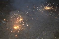 NEW YEAR TIMES SRI LANKA. THIS PHOTO TAKEN AT SRI LANKAN FAMILY BBQ PARTY,  FIRE Royalty Free Stock Photos