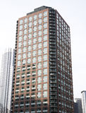 Photo of tall buildings from South Loop in Chicago Stock Image