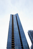 Photo of tall buildings from South Loop in Chicago Royalty Free Stock Photos