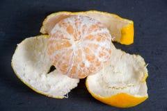 Photo of a tangarine Stock Image