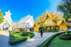 Photo of Temples in Thailand Royalty Free Stock Photo