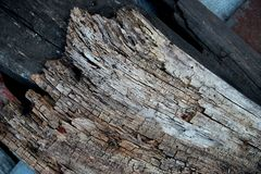 Photo texture of old aged wooden plank royalty free stock images
