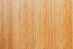 Photo of texture of wooden board made of bamboo Royalty Free Stock Photography