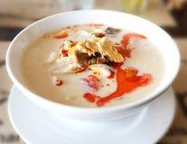 Photo Thai soup Stock Photo