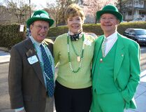 Happy Saint Patrick`s Day in Washington DC