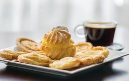 Photo tout préparée de produits colombiens de boulangerie deuxième Photo libre de droits