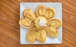 Photo tout préparée de produits colombiens de boulangerie troisième Photo libre de droits