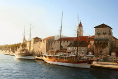 Trogir V. Royalty Free Stock Images