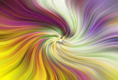 Template colours swirl swirling background rainbow colors twisting twist royalty free illustration