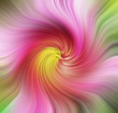 Template colours swirl swirling background rainbow colors twisting twist stock illustration