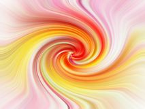 Colours swirl swirling background rainbow colors twisting twist. Photo of twisting swirling rainbow colours ideal for background own text etc vector illustration