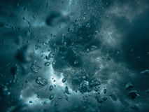 Photo of Underwater Bubbling Water Royalty Free Stock Photos