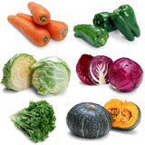 Photo vegetables Stock Photos