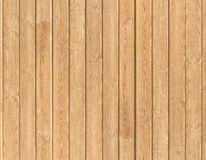Photo of vertical clean wood panels. Background texture Stock Photography