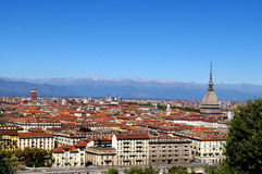 Turin. Photo view of Turin (Italy stock images