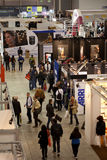 Photo: Visitors At Photoshow, Rome 2012 Stock Photo