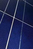 Photo voltaic panel Stock Images