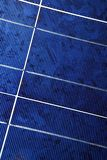 Photo voltaic panel Stock Photo