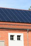 photo-voltaisch Stockfotos