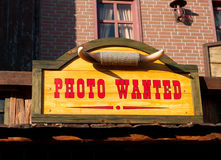 Photo wanted Stock Images