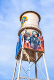 Photo of Warner Bros. Studio Tour Hollywood, Outside views of the Warner Brothers Studios Buildings Stock Photo