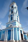 Epiphany Cathedral, built in 1876. Noginsk. Russia. royalty free stock image