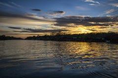 River Bojana stock photography