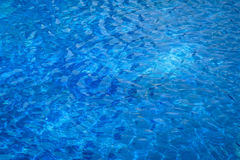 Photo of Water in a swimming pool Royalty Free Stock Photo