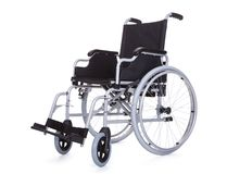 Photo of wheelchair Royalty Free Stock Images