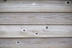 Photo of wooden structure, aged weathered wood Stock Photography