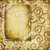 Photoalbum pages Royalty Free Stock Photos
