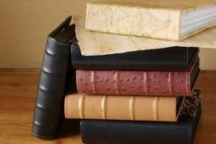 photoalbums пергамента стоковое изображение rf