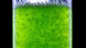 Photobioreactor в индустрии биотоплива топлива водорослей сток-видео