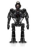 photocameras机器人 免版税库存照片