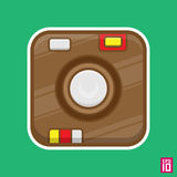 PhotoCamers Illustrazione di Stock