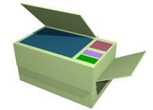 Photocopier Printer Fax Machine Stock Photography