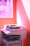 Photocopy machine Royalty Free Stock Photography