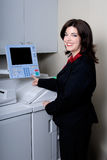 Photocopying Stock Image