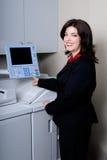 Photocopying Stock Image